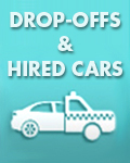 Drop-Offs/Hired Cars
