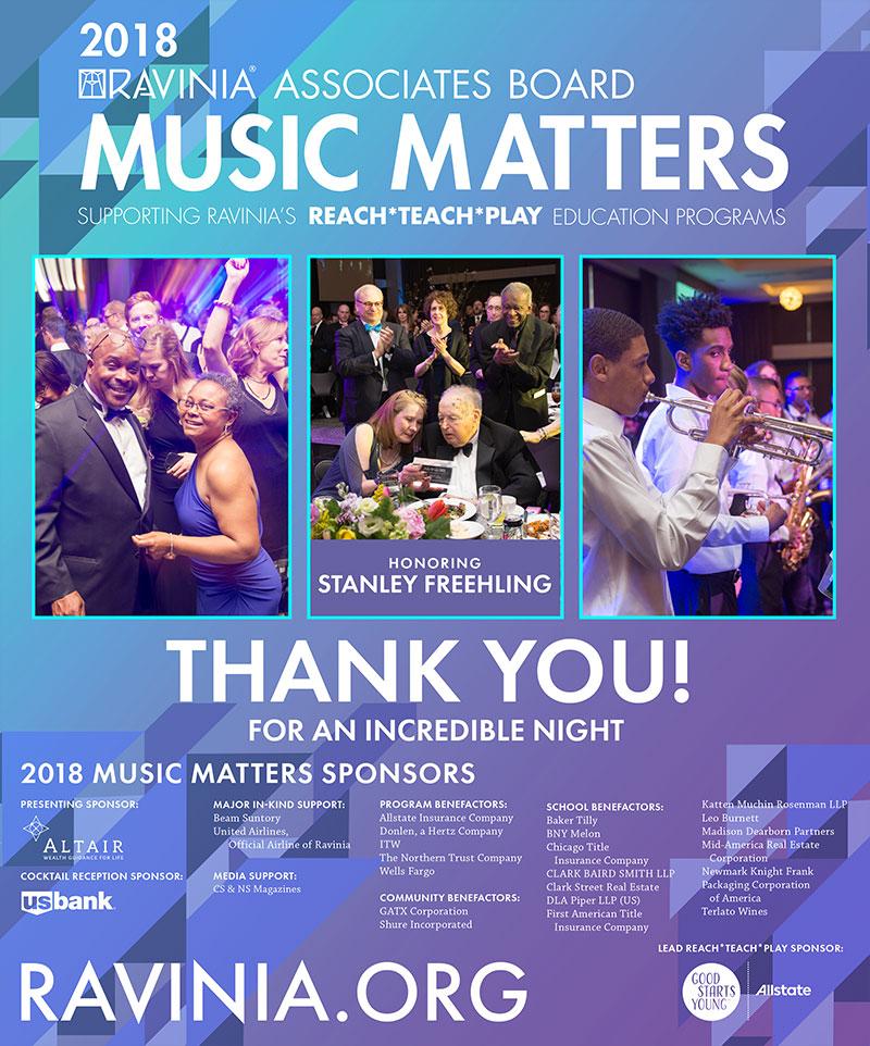 Music Matter Thank You