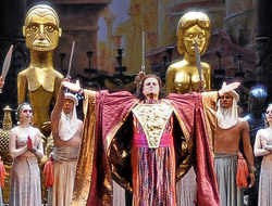 Aida production