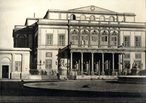 Khedevial Opera House in Cairo