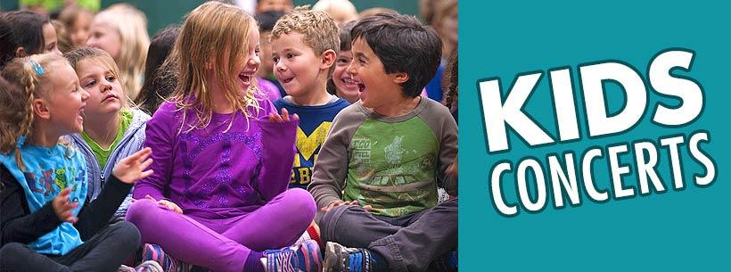 Kids Concerts Header
