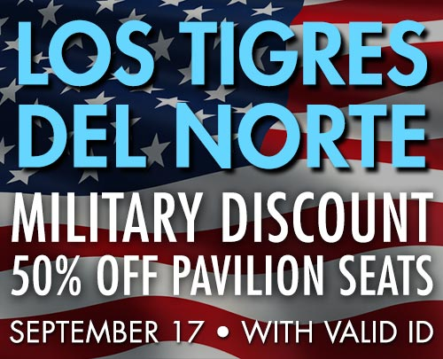 50% Military Discount