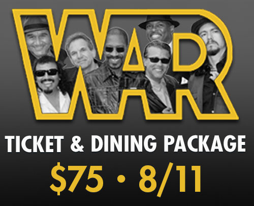 War dining package