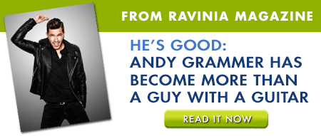 Read the article from Ravinia Magazine