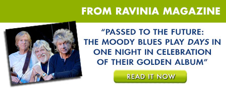 Ravinia's Backstage Blog